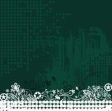 blom- vektor för 10 design Arkivbild