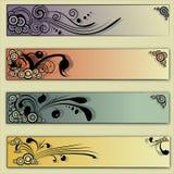 blom- vektor för bakgrunder royaltyfri illustrationer