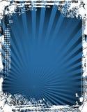 blom- vektor för baner Royaltyfri Bild