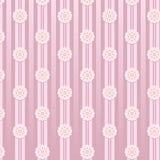 blom- vektortappningwallpaper Arkivfoto