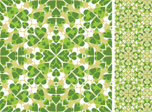 blom- wallpaper vektor illustrationer