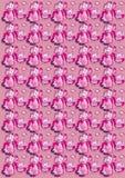 blom- wallpapers vektor illustrationer