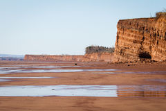 Blomidon Provincial Park Royalty Free Stock Photography