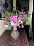 Blomkrukor royaltyfria bilder