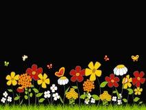 blommaäng Royaltyfri Fotografi