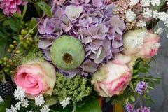 Blomma Buquet Fotografering för Bildbyråer