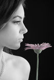 blomma dig Arkivfoton