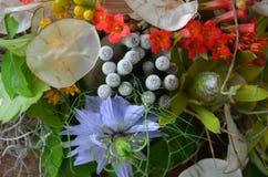 Blomma garneringen Fotografering för Bildbyråer