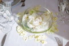 Blomma garneringen Royaltyfria Foton