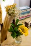 Blomma garneringen Royaltyfria Bilder