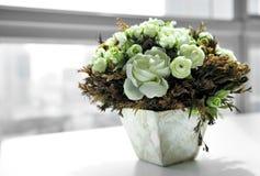 Blomma i regeringsställning Royaltyfri Foto