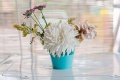 Blomma i tappningsignalen för bakgrund arkivfoton