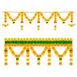 Blomma Toran för garnering royaltyfri illustrationer