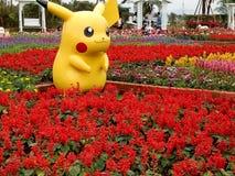 Blomma Trädgård Arkivfoton