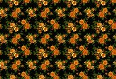 Blommabakgrund Stock Illustrationer