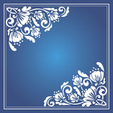 Blommabakgrund Fotografering för Bildbyråer