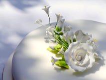 blommabröllop Arkivbild