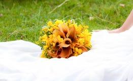 Blommabukett Arkivbilder