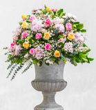 Blommabukett Royaltyfri Bild