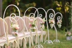 Blommabuketter Royaltyfria Bilder