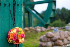 Blommabuketter Royaltyfri Fotografi