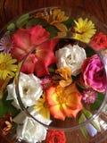 Blommabunke Royaltyfri Fotografi