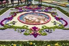 Blommafestival 2014 4 Royaltyfria Bilder