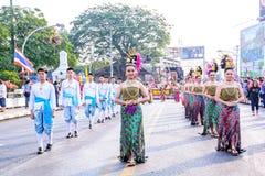 Blommafestival Royaltyfri Foto