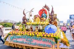Blommafestival Royaltyfri Fotografi