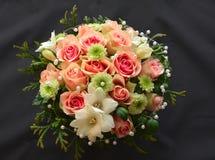 Blommagarnering arkivfoto