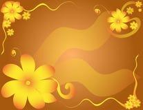 blommaillustration Royaltyfri Foto
