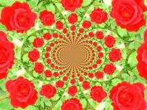 Blommakalejdoskop Royaltyfri Fotografi