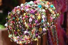 Blommakrona Royaltyfria Bilder