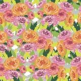 Blommamodell Arkivbilder