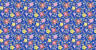 Blommamodell 71 Royaltyfri Illustrationer