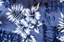 Blomman för bakgrunden för kortslutningsbadningstammar gömma i handflatan den aktuella Royaltyfri Bild