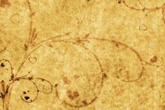 blomman smyckar papper Arkivfoto