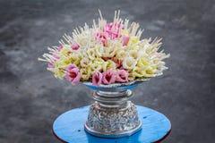 Blommapapper Royaltyfria Bilder