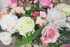 blommar bukettgarnering Royaltyfria Foton
