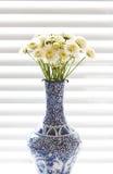 blommar den wild vasen Royaltyfri Bild