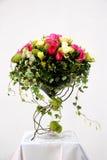 blommar ikebana Fotografering för Bildbyråer