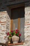 blommar kloster Royaltyfria Bilder
