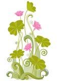 blommar liljan Royaltyfria Foton