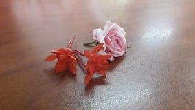 blommar mycket litet arkivbild