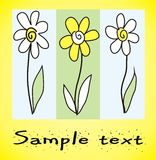 blommar naturligt enkelt Arkivfoto