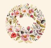 blommar romantiker vektor illustrationer