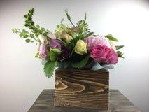 Blommar sammansättning Royaltyfri Fotografi