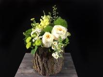 Blommar sammansättning Arkivfoton