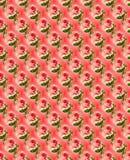 blommar seamless Royaltyfria Bilder