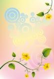 blommar sommar royaltyfri illustrationer